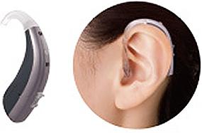 パナソニック製補聴器